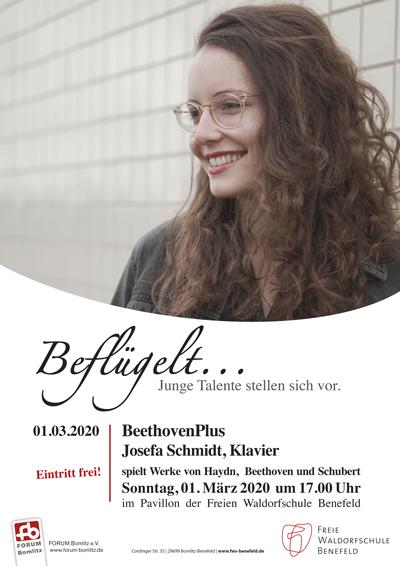 """""""Beflügelt"""" am 01. März 2020 - BeethovenPlus"""
