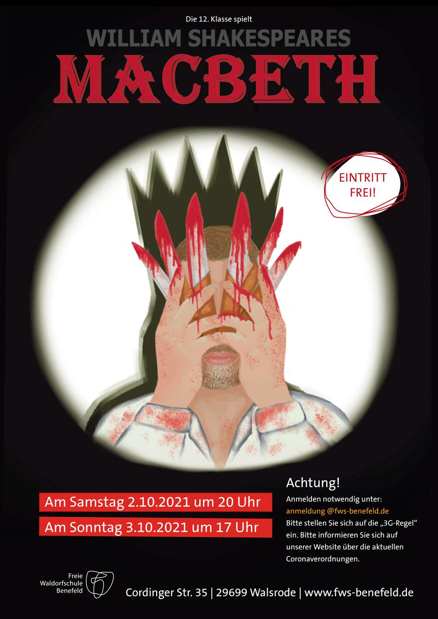 MacBeth - Theaterstück der 12. Klasse